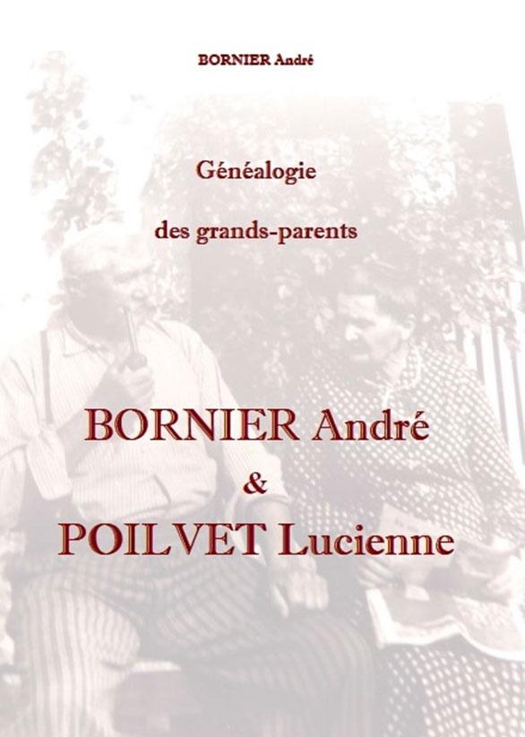 Couverture Ouvrage André Bornier