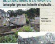 livre de Nicole Mauger - les Vaugeois-Frandeboeuf de la Bretagne à la Mauricie
